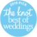 Don't Stop the Music! Inc. NAMED WINNER OF THE KNOT BEST OF WEDDINGS 2019 !!!